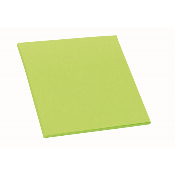"""BIC® Bright Colored Paper Adhesive 100 Sheet Notepad, 3"""" x 3"""""""