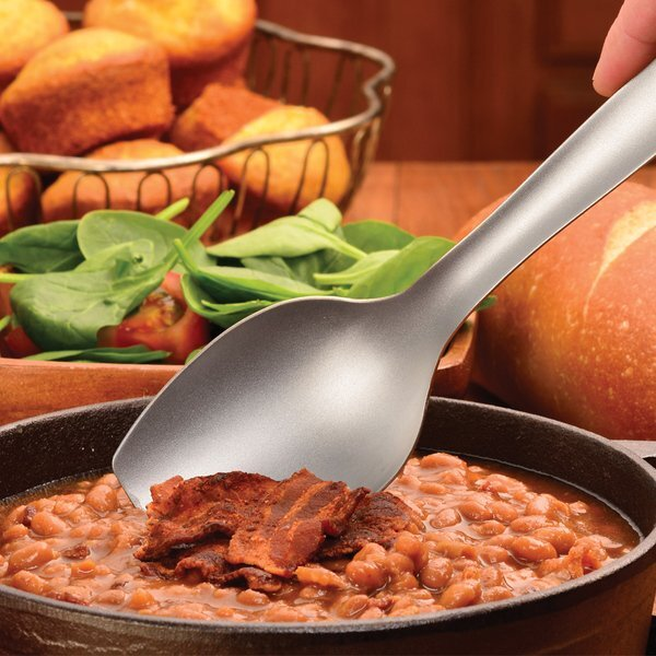 Stainless Steel Cook's Spoon