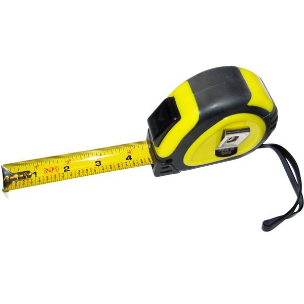 Locking Tape Measure, 25'