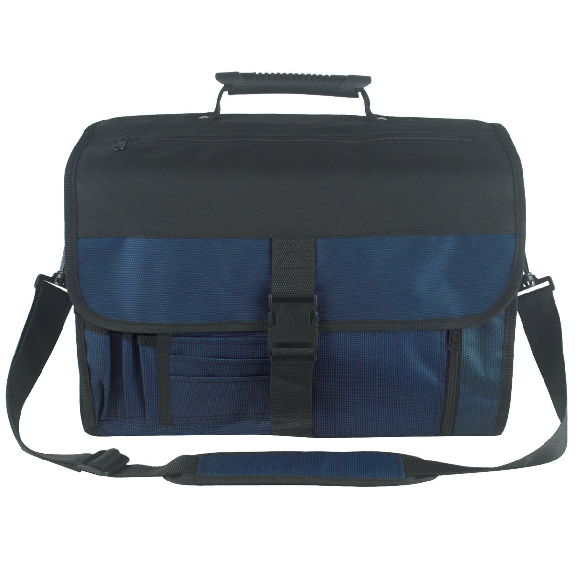 Expandable Deluxe 600D Polyester Briefcase