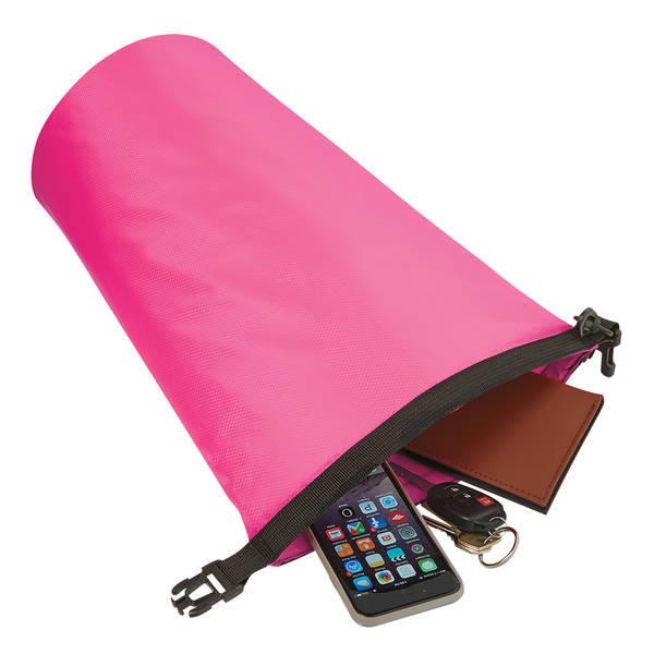 Waterproof Ripstop Polyester Dry Bag, 5 Liter