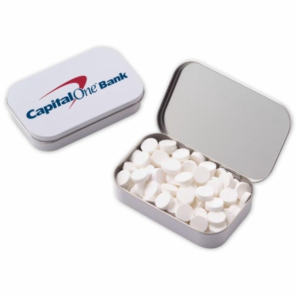 Power Mints in a Tin, Large