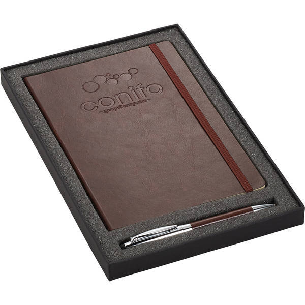 """Abruzzo Soft Bound JournalBook™ Bundle Gift Set, 10-1/2"""" x 7"""""""