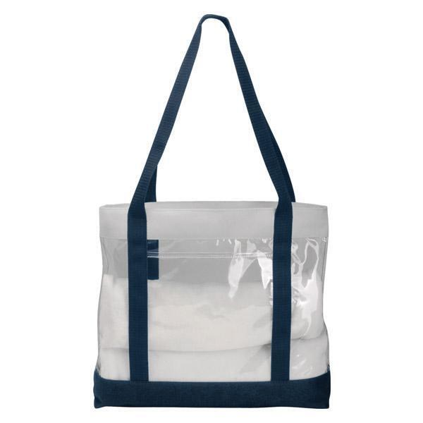 Canal Clear PVC Tote Bag