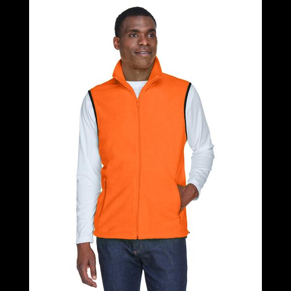 Harriton® Fleece Unisex Vest