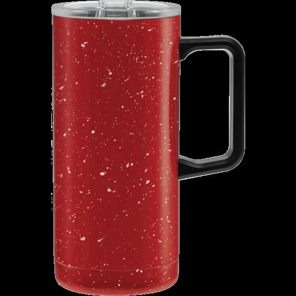 Acadia Tall Stainless Steel Travel Mug, 18oz.