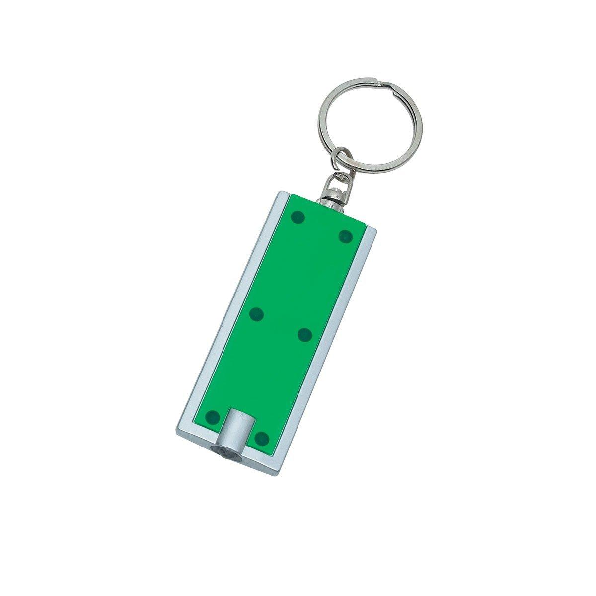 Rectangular LED Key Chain
