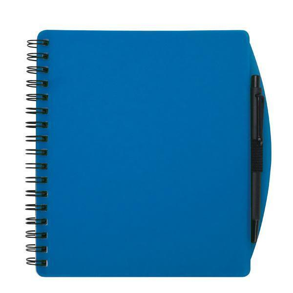 """Impact Notebook with Pen, 5"""" x 6"""""""