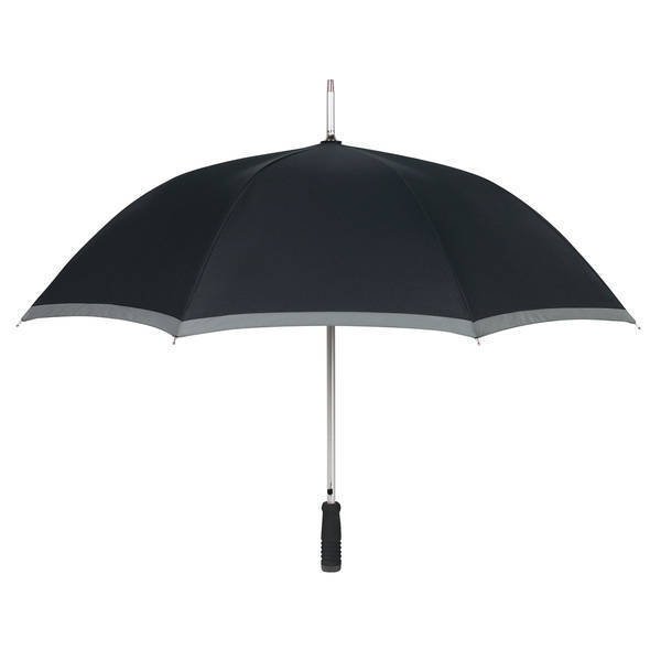 "Borderline Automatic Umbrella, 46"" Arc"