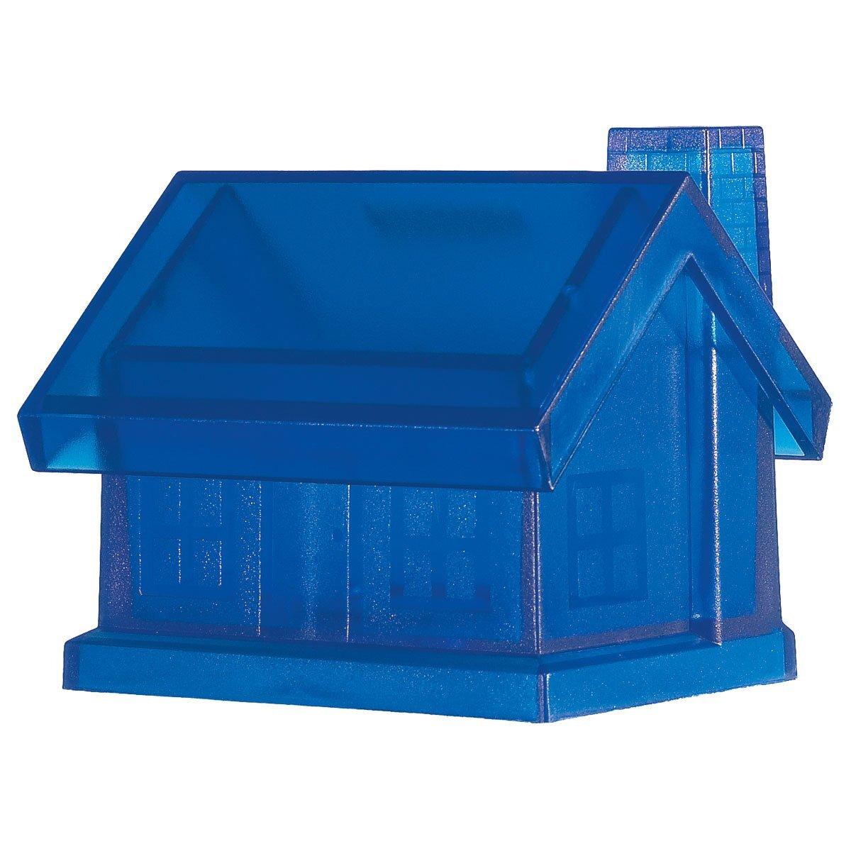 Plastic House Shape Bank