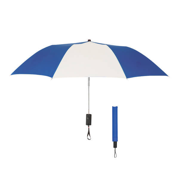 "Folding Auto-Open Umbrella, 44"" Arc"