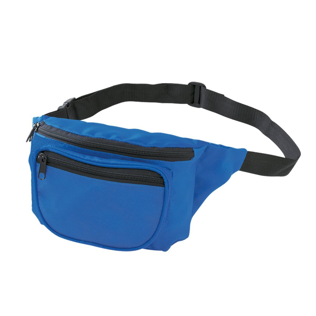 Deluxe Waist Pack with Zippered Compartments