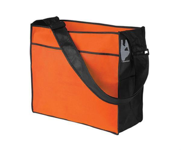 Spectrum Non-Woven Multi Pocket Convention Tote
