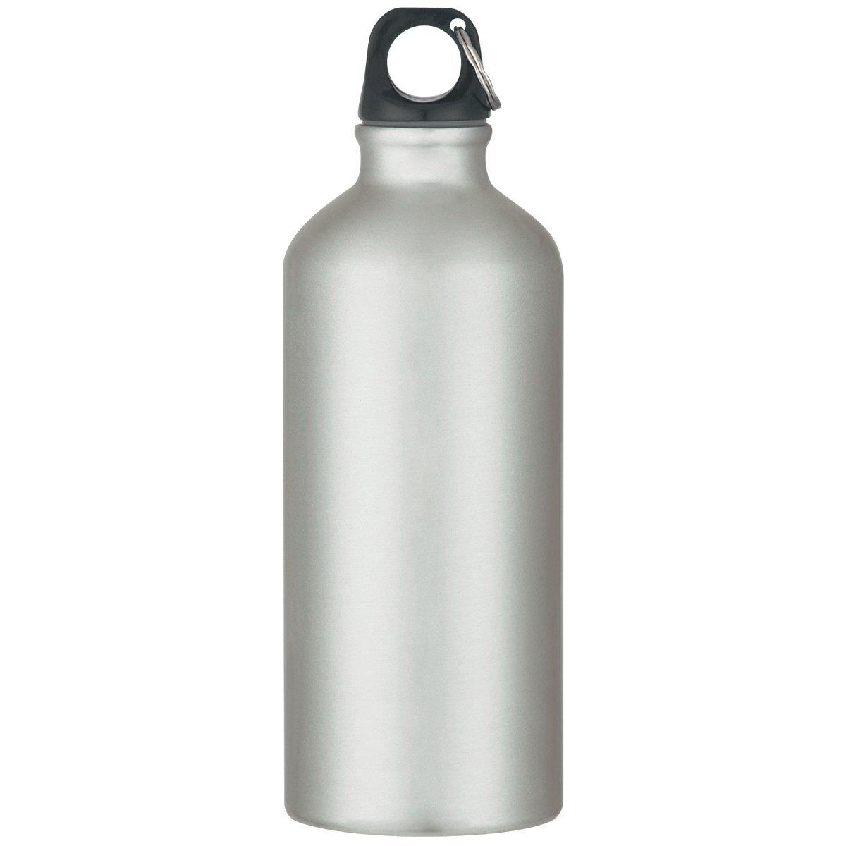 Aluminum Metallic Bike Bottle, 20oz.