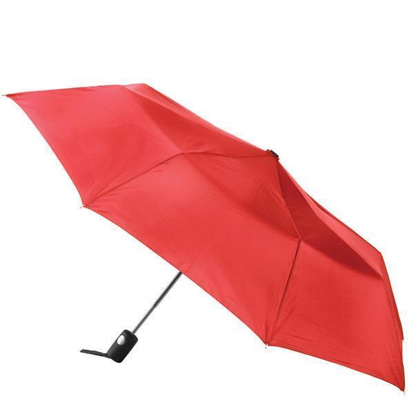 "totes® Auto Open Folding Umbrella, 42"" Arc"