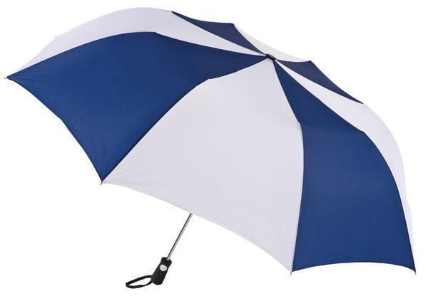 "totes® Golf Size Auto Open Folding Umbrella, 55"" Arc"