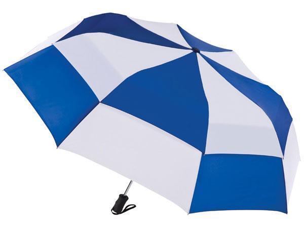 "totes® Stormbeater™ Auto Open Folding Umbrella, 55"" Arc"