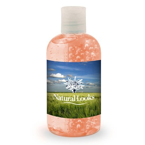 Fruit Scented Antibacterial Hand Sanitizer Gel, 8oz.