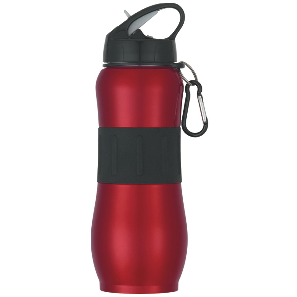 Sport Grip Stainless Steel Bottle, 28oz.