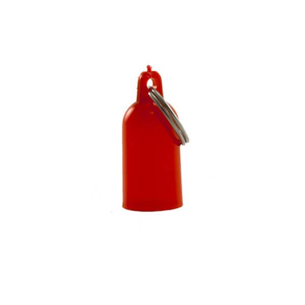Mini Antibacterial Hand Sanitizer Pocket Spray with Key Chain, .17oz.