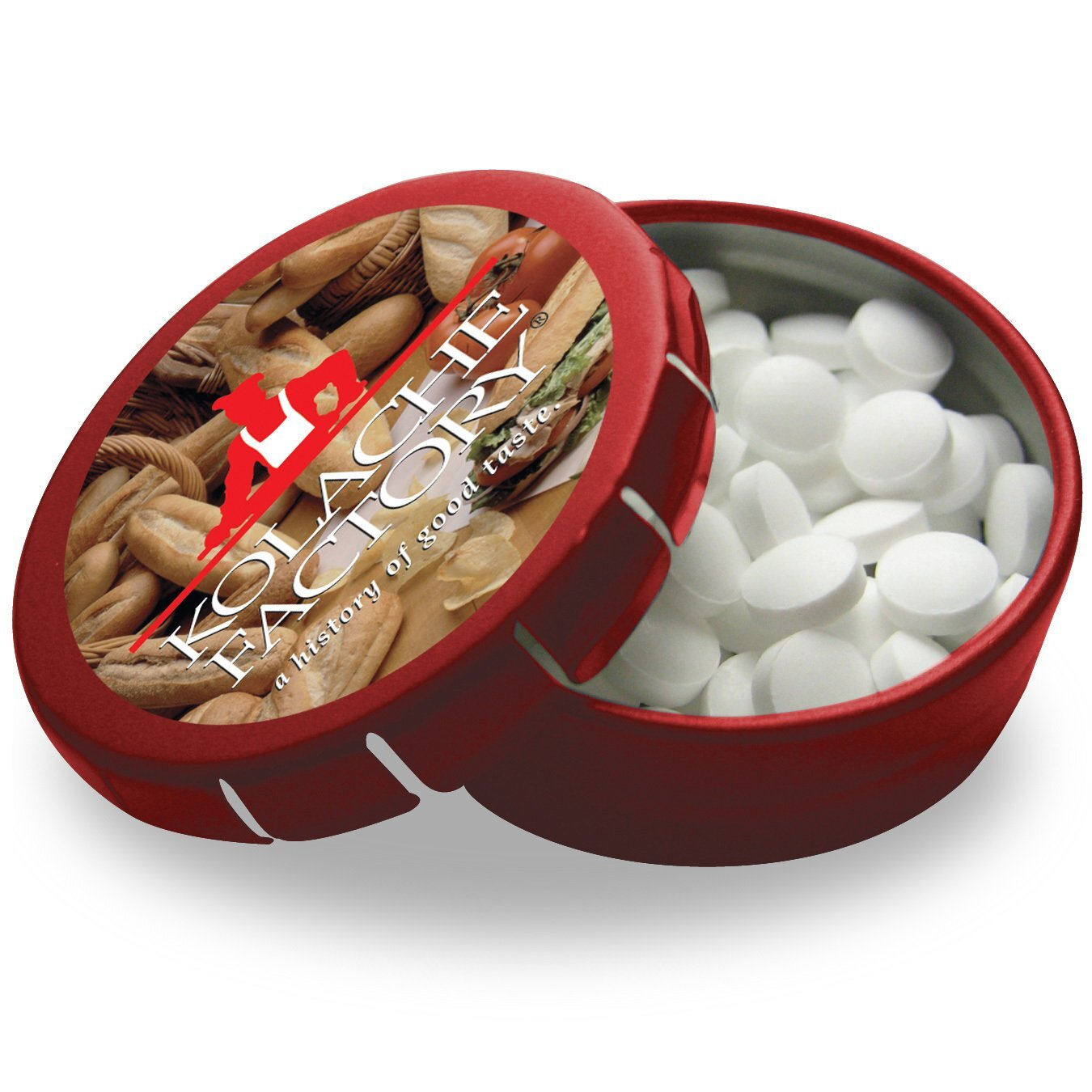 Sugar Free Mints in Klick Tin