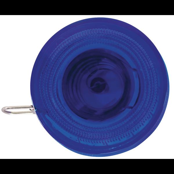 Jewel Tone Round Tape Measure, 5'