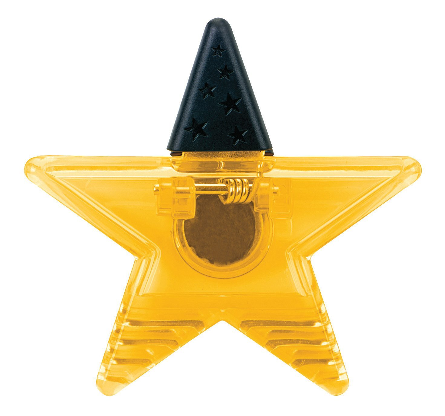Star Magnetic Memo and Chip Clip