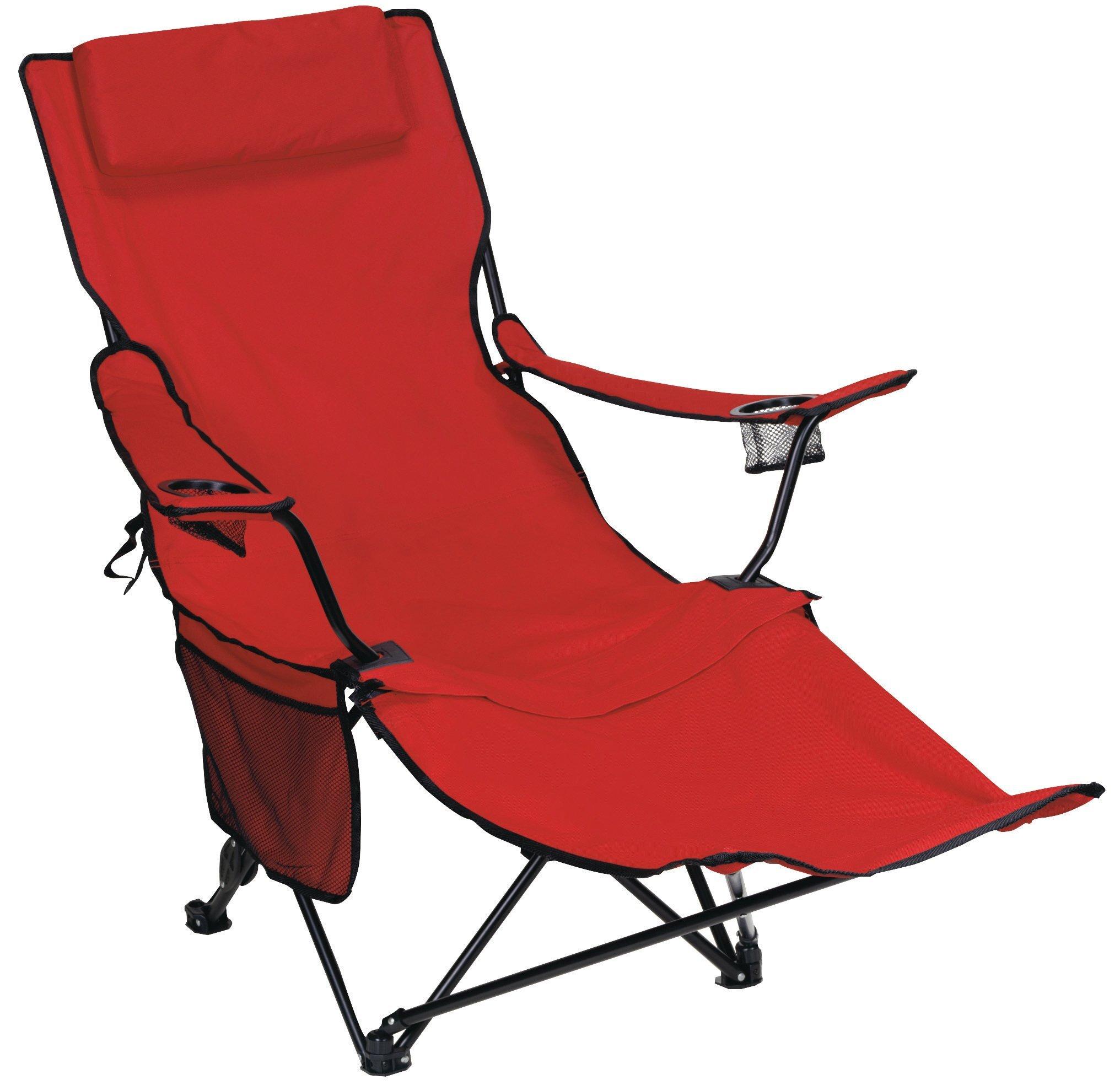 Adirondack Outdoor Recliner Chair