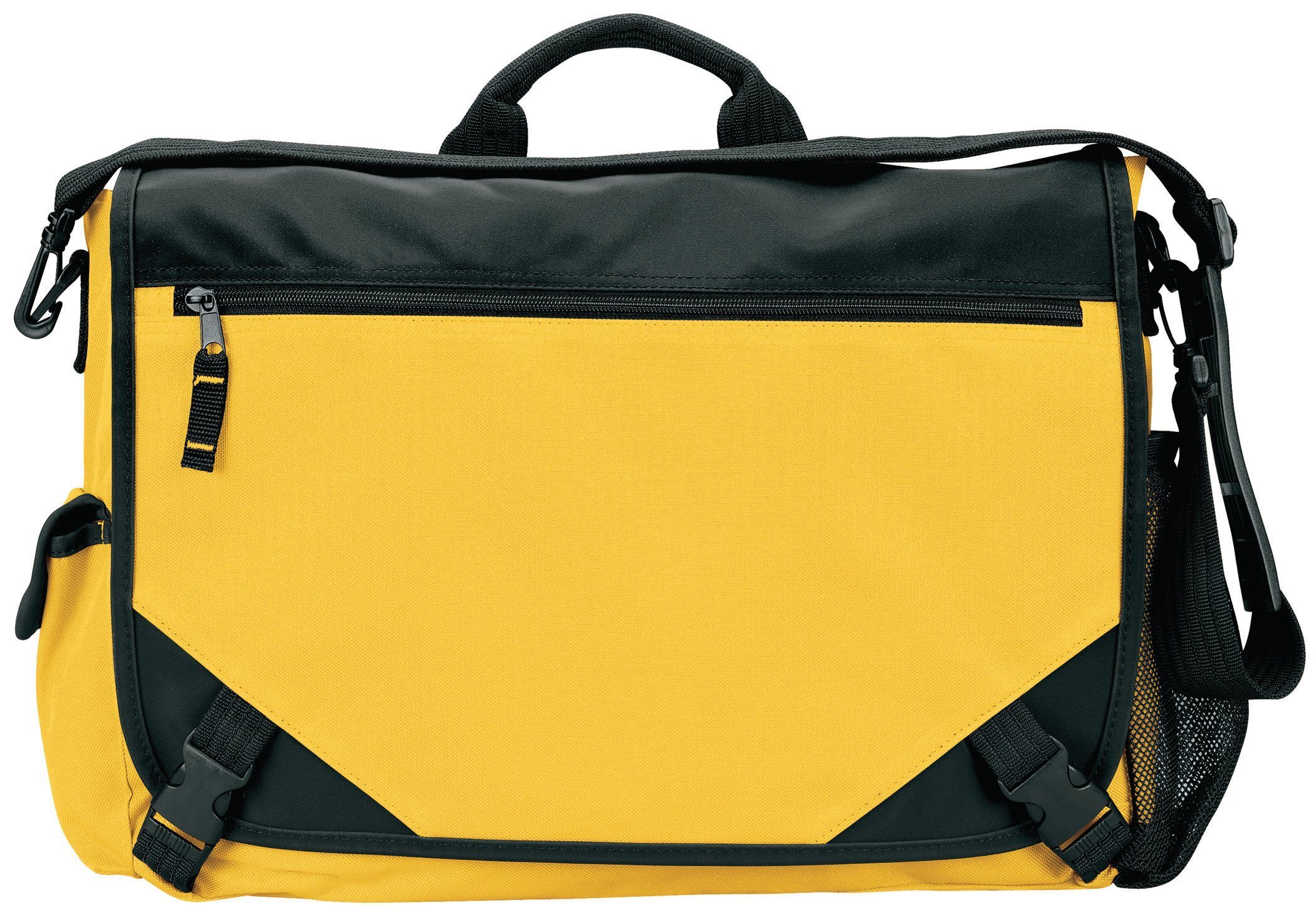 Capable Courier 600D Brief Bag