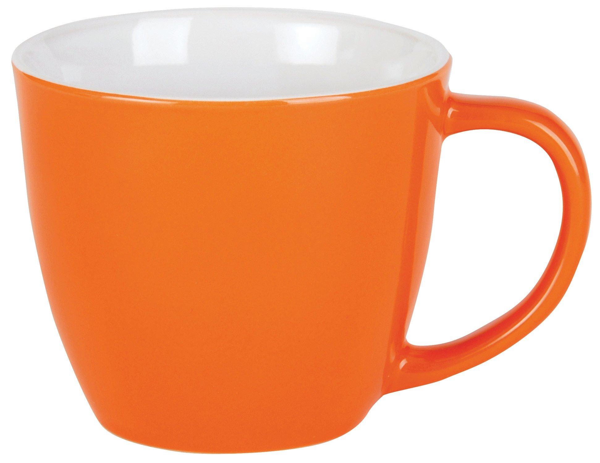 Carnival Stoneware Mug, 11oz.