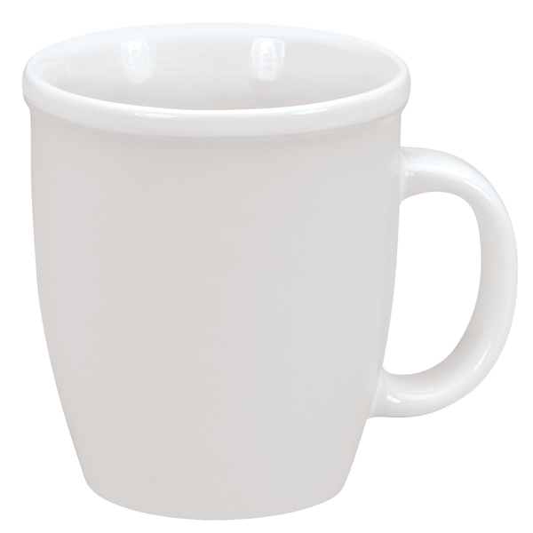 Duo Texture Ceramic Mug, 11oz