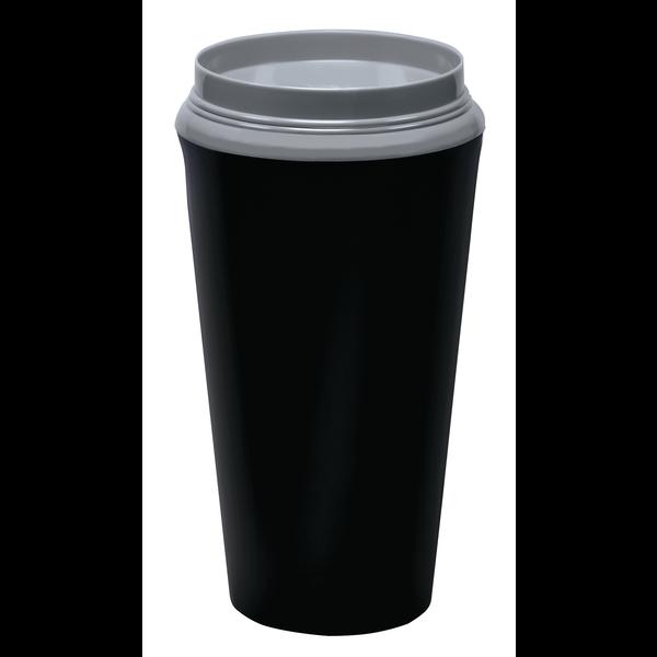 Go Green Biodegradable Tumbler, 16oz. BPA Free