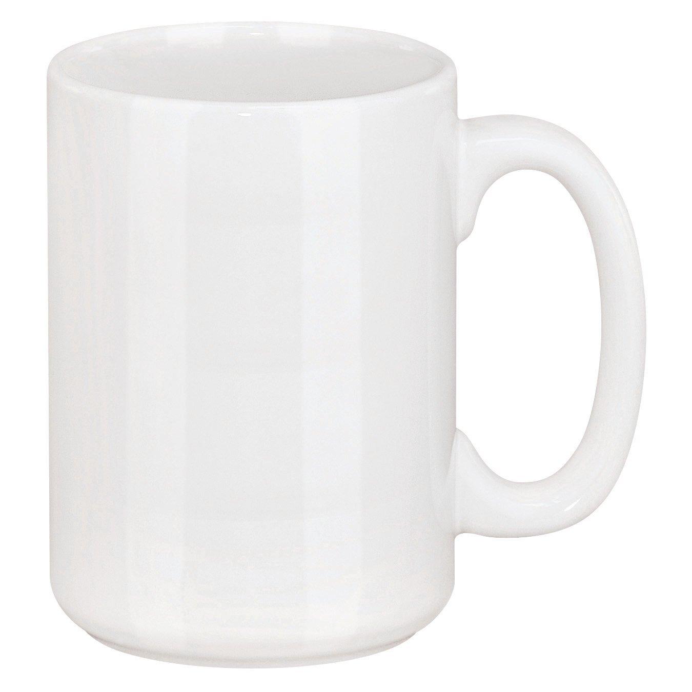 Magnum Ceramic Mug, 15oz.