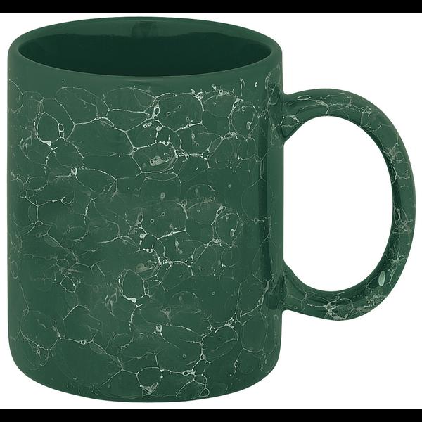 Marble Ironstone Mug, 11oz.