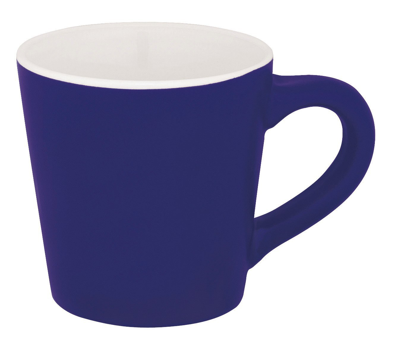 Matte Java Ironstone Mug, 10oz.