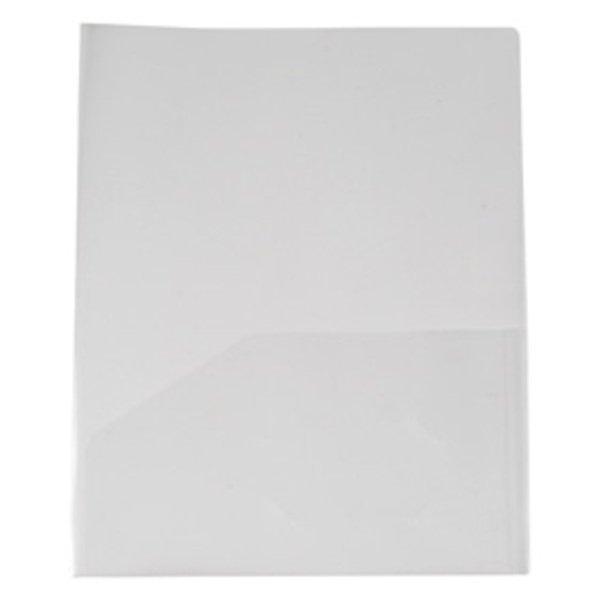 Twin Pocket Poly Presentation Folder