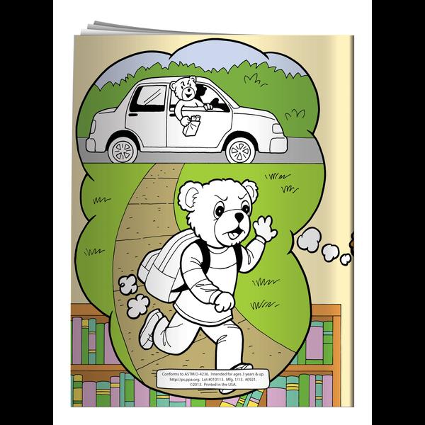 Stranger Ranger Coloring & Activity Book