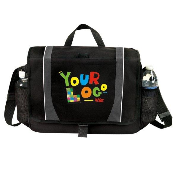 Prime 600D Laptop Messenger Bag