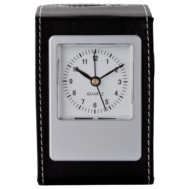 Desk Clock & Pen Cup
