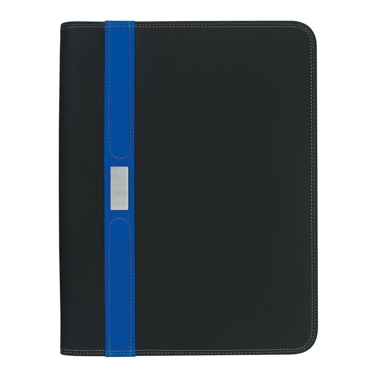 Contemporary Zippered Padfolio