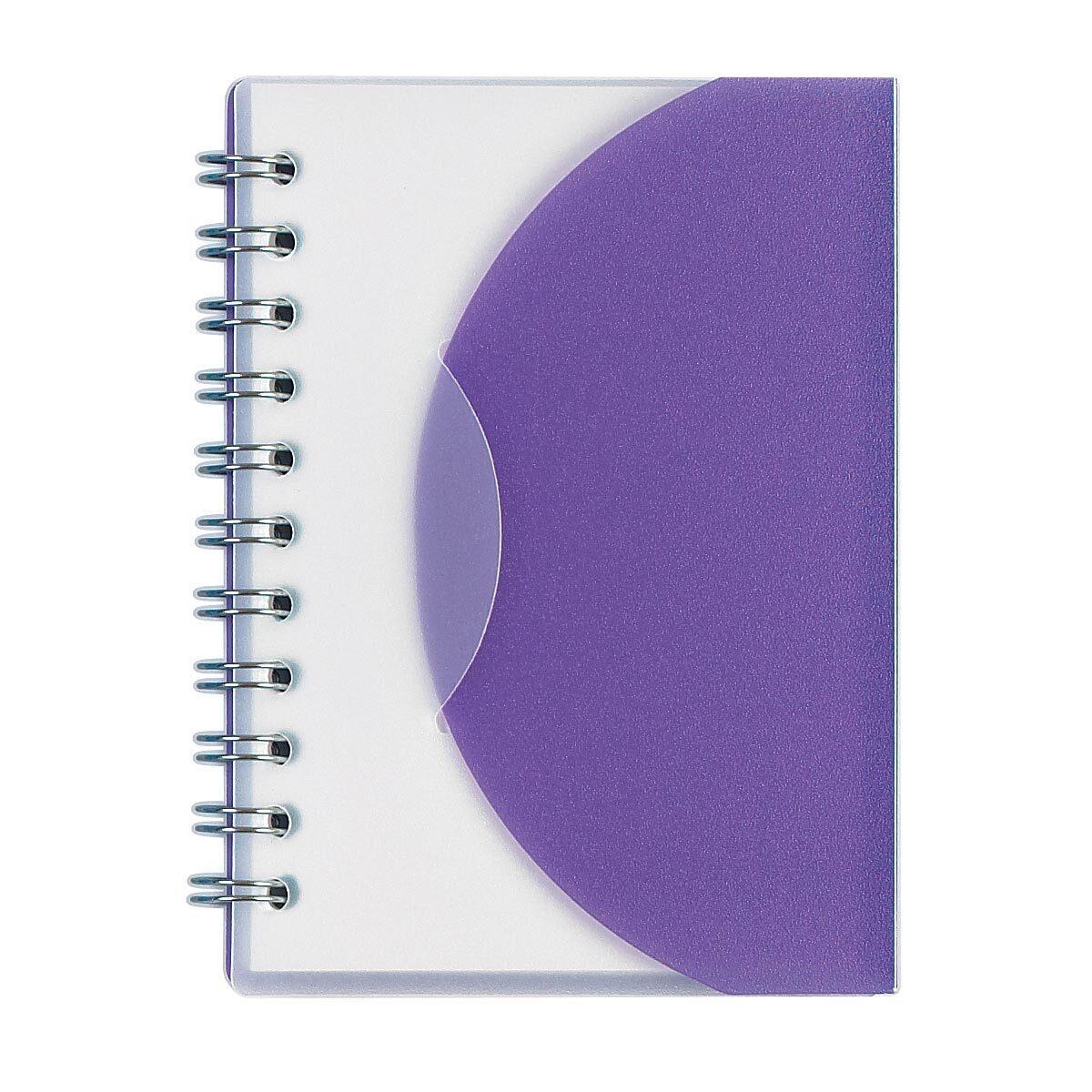"""Mini Spiral Notebook, 3-1/2"""" x 4-1/4"""""""