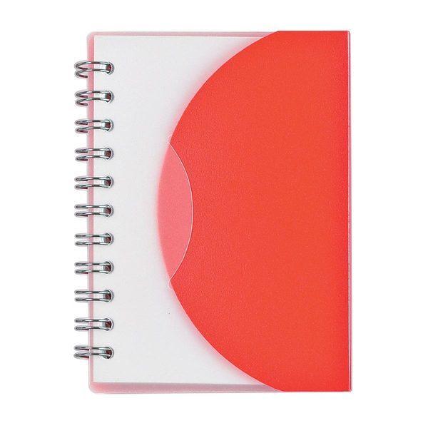 """Mini Spiral Notebook, 3-1/4"""" x 4-1/4"""""""