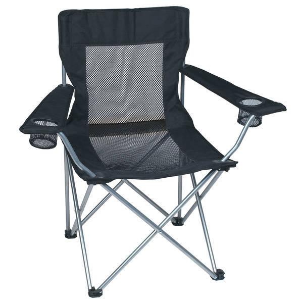 Beach Time Mesh Folding Chair