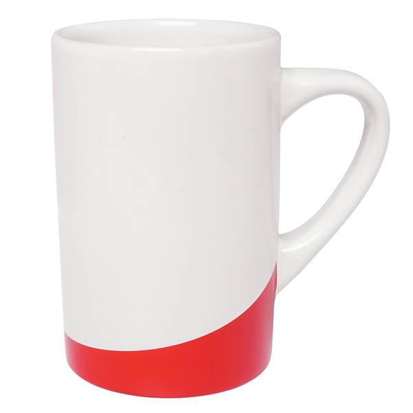 Hanford Curve Ceramic Mug, 14oz.