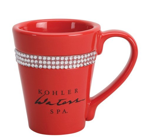 Bling Glimmer Ceramic Mug, 12oz.