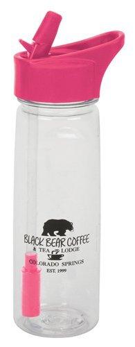 Pure Coconut Filter Bottle, 22oz.