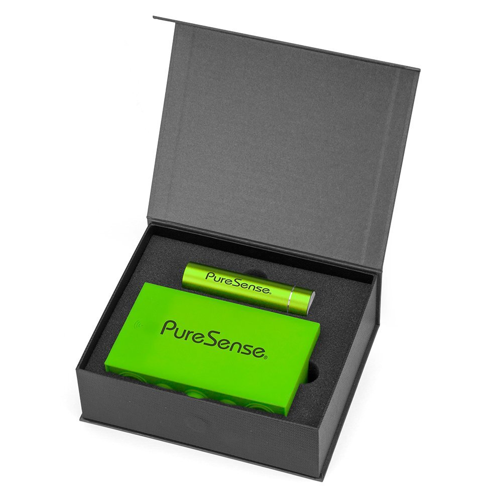 Tech Savvy Gift Set with Speaker and Power Bank, 2000 mAH