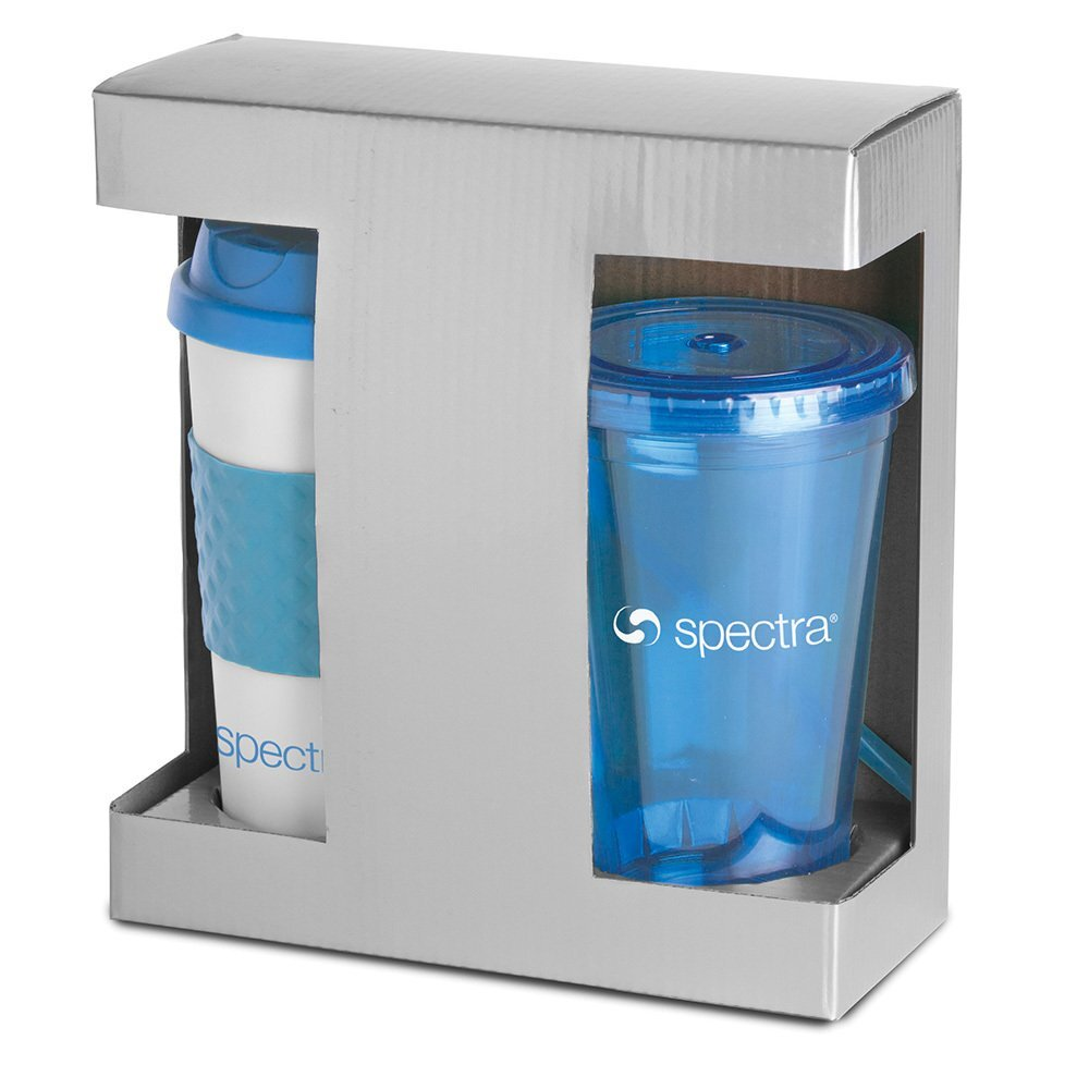 Hot-N-Cold Gift Set, 16oz.
