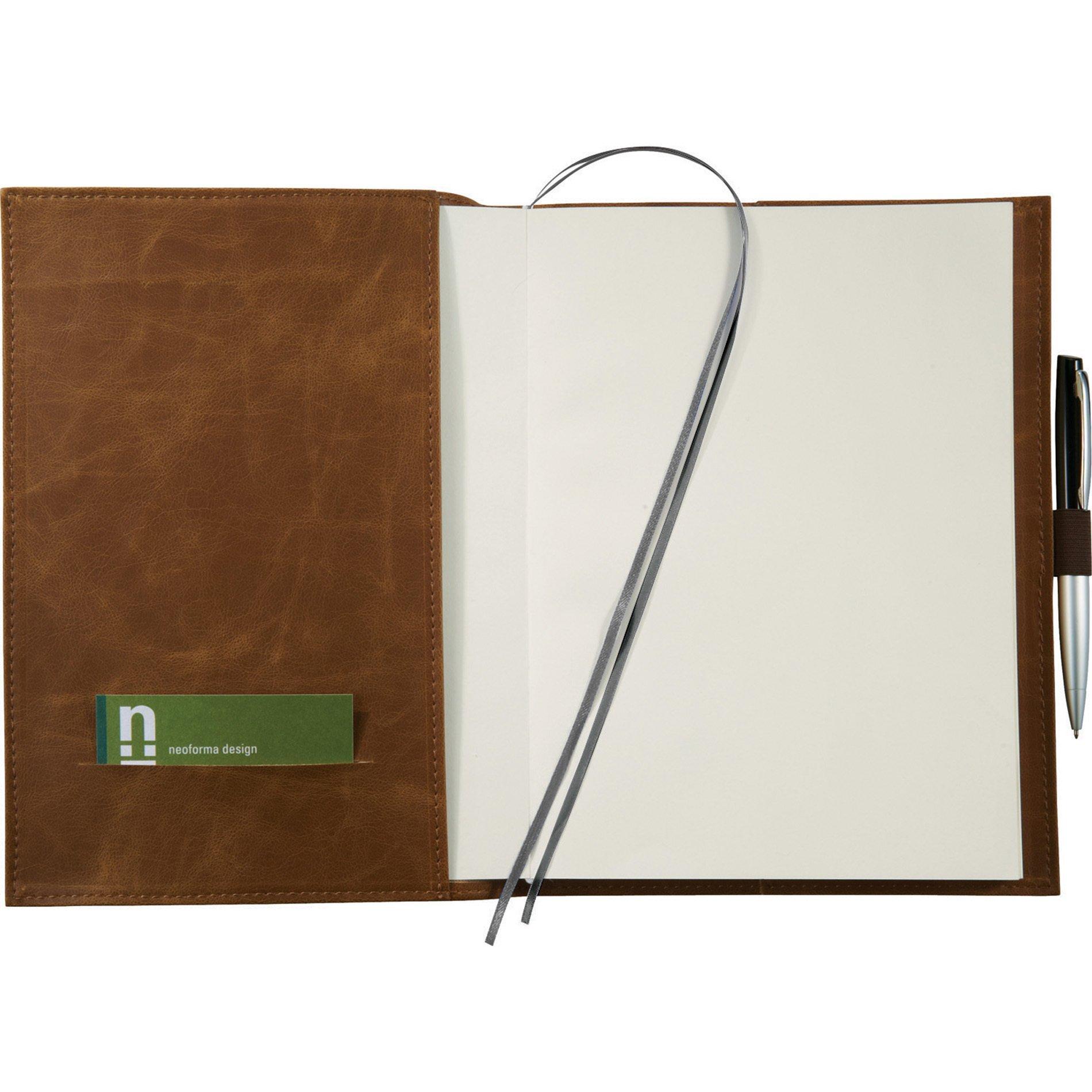 """Field & Co.™ Cambridge Refillable Notebook, 7"""" x 10"""""""