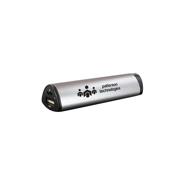 Power Bank with UL Listed Battery, 2000 mAH
